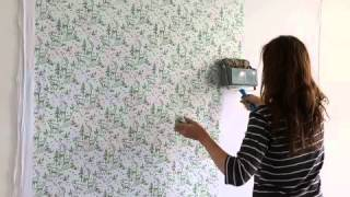 The Painted House - patterned paint rollers