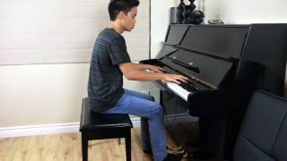 One Dance - Drake Ft. Wizkid and Kyla (Piano Cover)