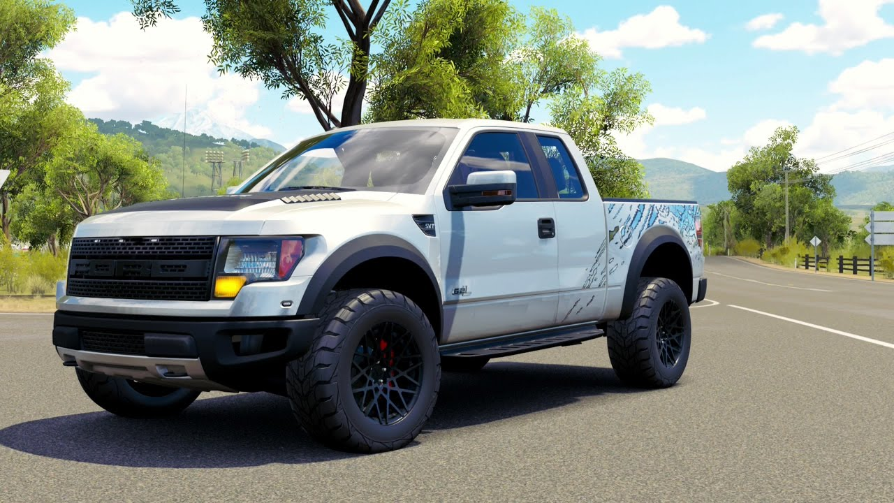 Forza horizon 3 2011 ford f 150 svt raptor off road youtube