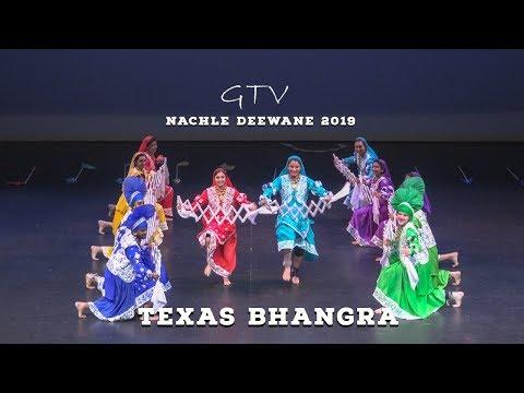 Texas Bhangra – Nachle Deewane 2019