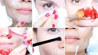 Cómo eliminar puntos negros, poros abiertos e imperfecciones | Tutorial piel perfecta