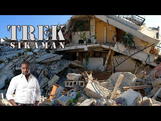 TREK SIKAMAN - Earthquake Preparedness