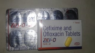 Zifi O Tablets uses,benefits, composition, precaution, price & review in Hindi