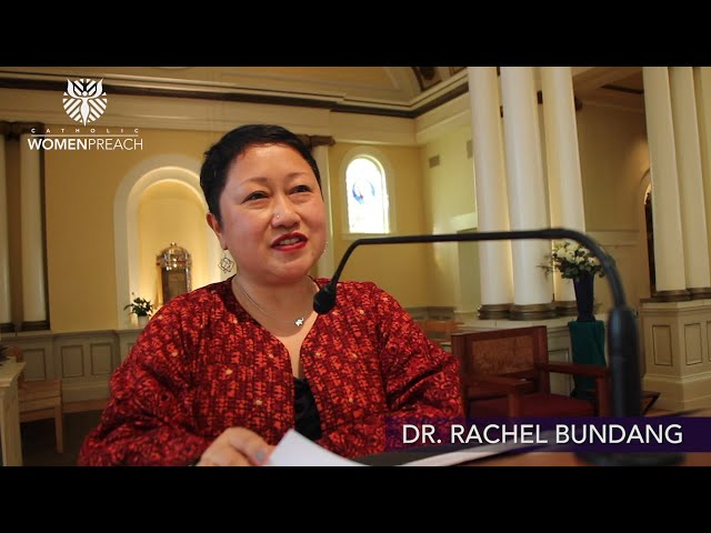 Dr. Rachel Bundang preaches for the Fourth Sunday of Lent