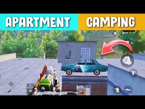 Apartment Camping Tricks