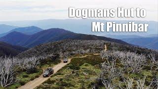 Tom Groggin - Mt Pinnibar - Wheelers Hut 4wd and Camping
