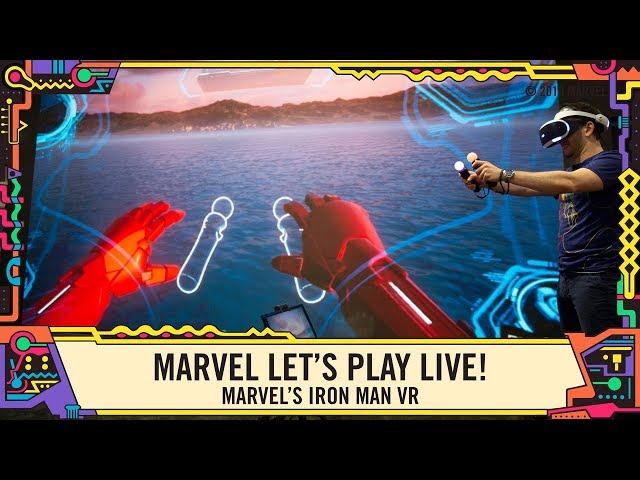 Marvel's Iron Man (VR) (видео)