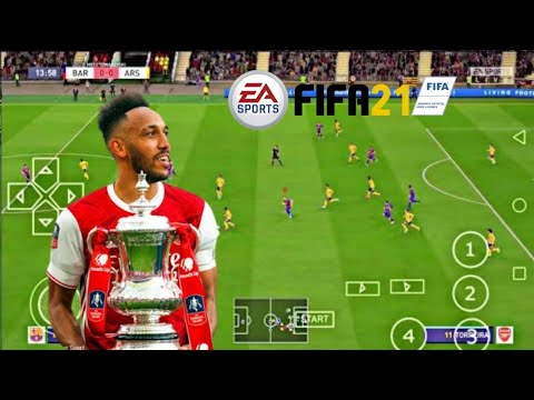 Download FIFA 21 ORIGINAL PS5 PPSSPP Android &  IOS Playstation 5 | How to Download FIFA 21 ORIGINAL