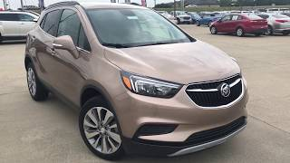 2019 Buick Encore Walkaround/Overview - (B75119)