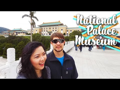 TRAVEL TAIPEI TAIWAN | National Palace Museum 故宮 #9