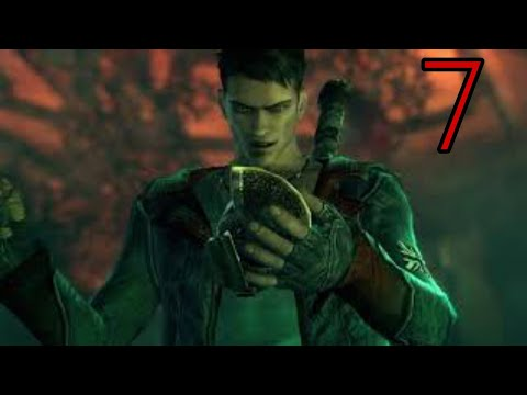 Getting an Eye For a Demon - DmC - Devil May Cry - Part 7 |