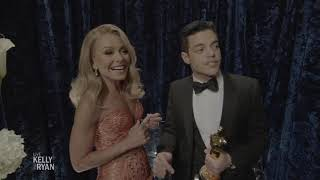 Rami Malek on Winning the Oscar for Best Actor
