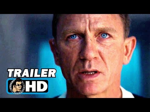 """NO TIME TO DIE """"This Is It"""" Trailer 