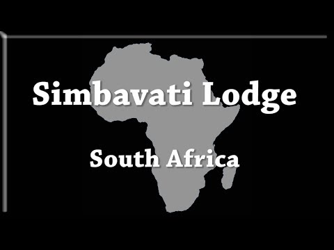 Simbavati Lodge -  South Africa