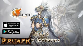 VALKYRIE PROFILE: LENNETH Gameplay Android / iOS