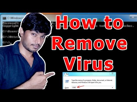 How To Remove Virus Using Cmd