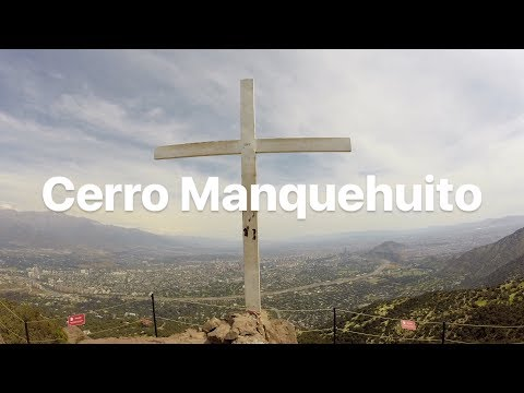 Cerro Manquehuito l Santiago de Chile l GoPro hero3+ l Otra Rutina