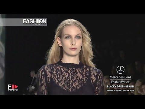 buy popular 6510f 4821a BLACKY DRESS Fall 2014 Berlin - Fashion Channel