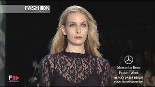 BLACKY DRESS Fall 2014 Berlin - Fashion Channel