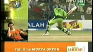 Abdul Razzaq best batting against  south africa