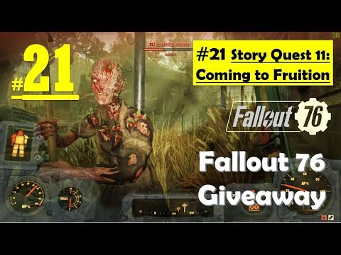 Fallout 76 - Coming to Fruition | Take Master Holotape, Reboot System