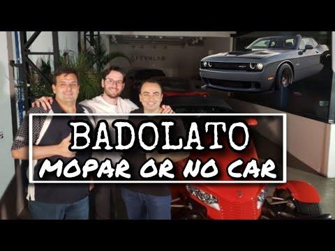 BADOLATO O MAIOR DODGERO DO BRASIL| ApC