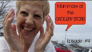 Shopping with Mammaw - SHOPPING WITH MAMAMW (Episode: #4) thumbnail