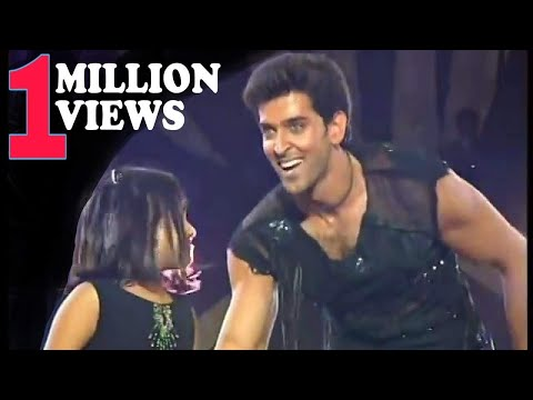 Hrithik Roshan Stage Performance || iconic...