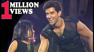 Hrithik Roshan Stage Performance    iconic moves   Ek Pal Ka Jeena
