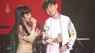 Jenna Norodom duet with Chheng Paseth MYTV បទចម្រៀង: បេីកប្រអប់បេះដូង
