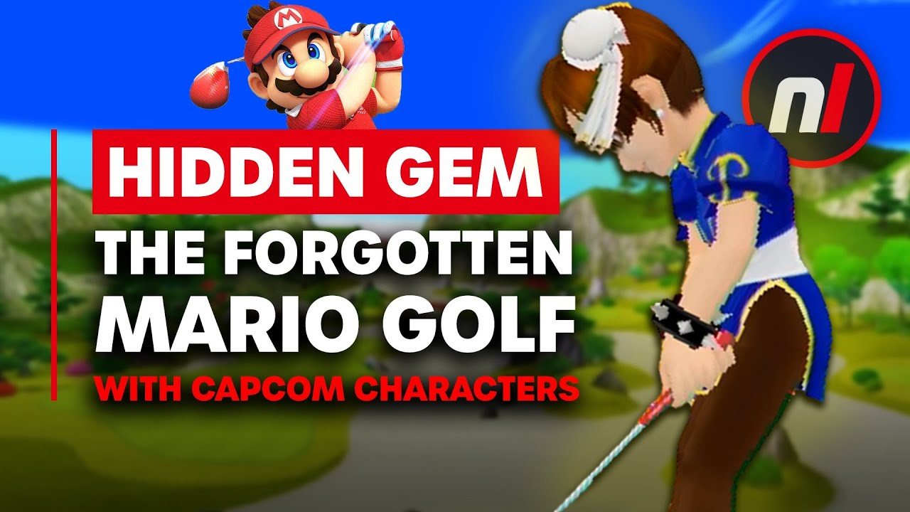 The Hidden Mario Golf...That Couldn't Get Mario