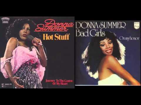 Donna Summer -- Hot Stuff-Bad Girls (X-Mix Club Classic 12)