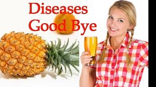 Diseases Good Bye  | Pineapple Carrot Orange Juice | Fresh Fruit Juice | By Wow! Healthy Desi Food #