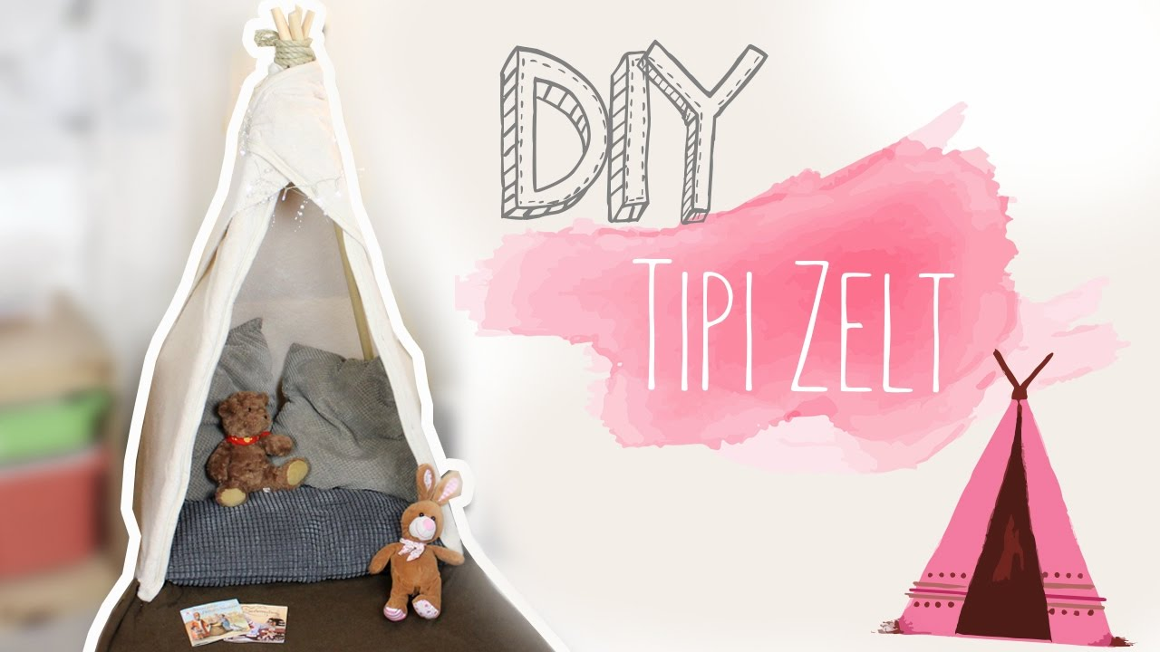 diy weihnachts geschenk tipi zelt f r baby kleinkinder. Black Bedroom Furniture Sets. Home Design Ideas