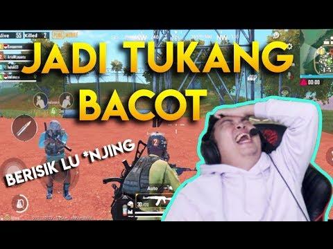 Bacotin Squad Random Sampai Emosi  - PUBG MOBILE INDONESIA