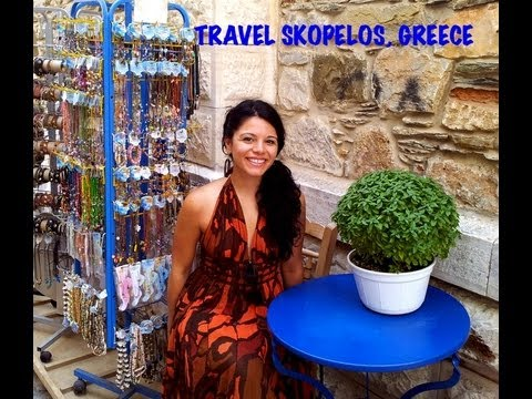 Travel Skopelos, Greece