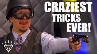 top 10 craziest magic tricks ever performed