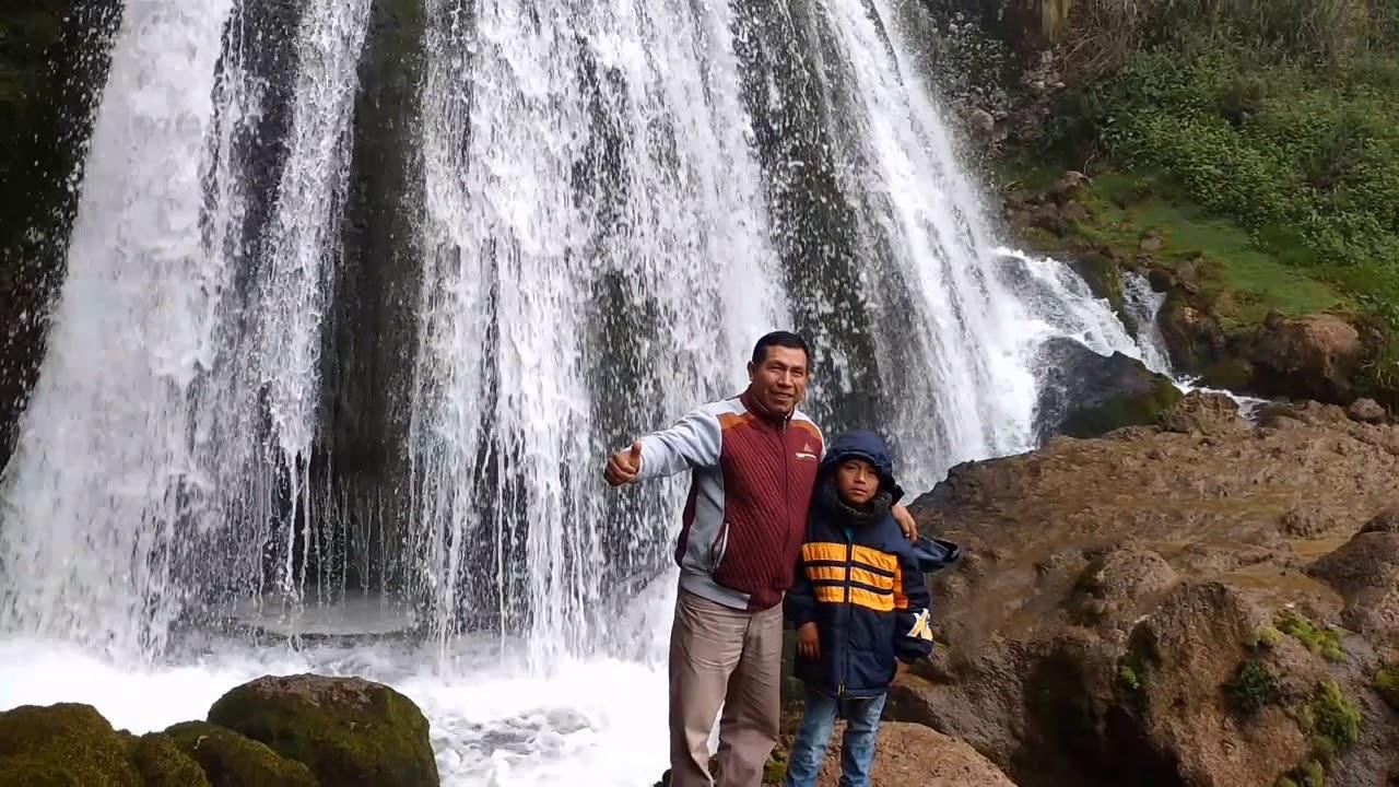 "foto de Cascada ""La Novia"" Namora Cajamarca Peru YouTube"
