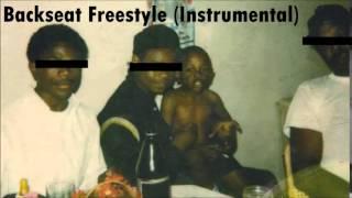 Kendrick Lamar - Backseat Freestyle (Instrumental)