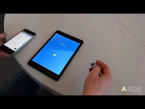 Android Kiosk Demo With Google Chrome