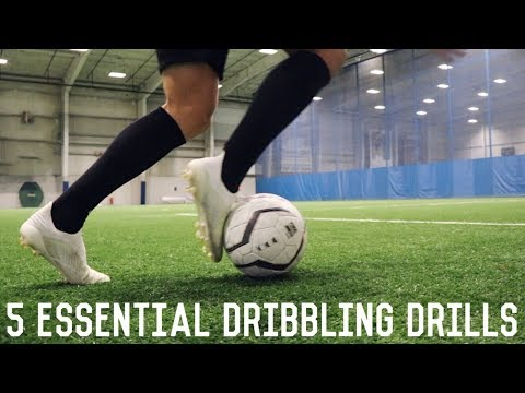 5 Essential Dribbling Drills | Improve Your Dribbling With These Individual Training Drills