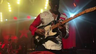 AudioSlave - Show Me How to Live, Chris Cornell, Tom Morello, Live Teragram Ballroom, L.A. 1/20/17