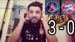 Psg vs bayern munich 3-0 debrief ligue des champions