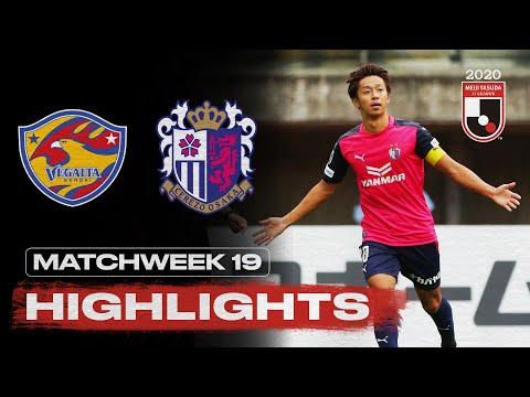 Sendai C-Osaka Goals And Highlights