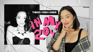 Things I Wish I Knew In My 20s