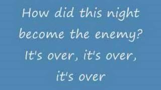 Take My Hand - The Cab (with lyrics)