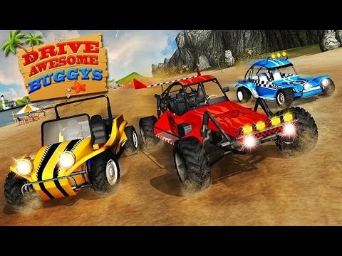 Buggy Stunts 3D: Beach Mania - Android Gameplay HD