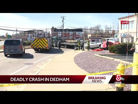 1-killed-in-3-car-dedham-crash