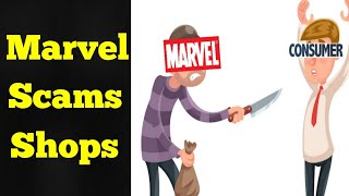 Marvel continues to scam comic shops with their predatory practices
