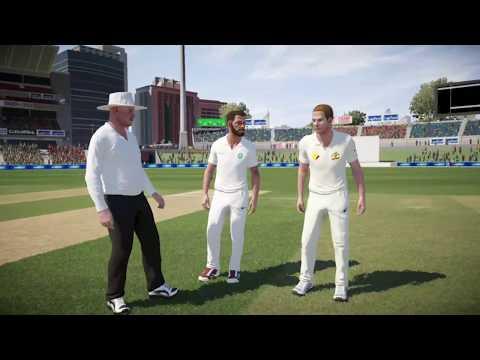 Australia vs India Test match 2018 | Australia Tour || Live Cricket , DBC17 Game Play #PS4